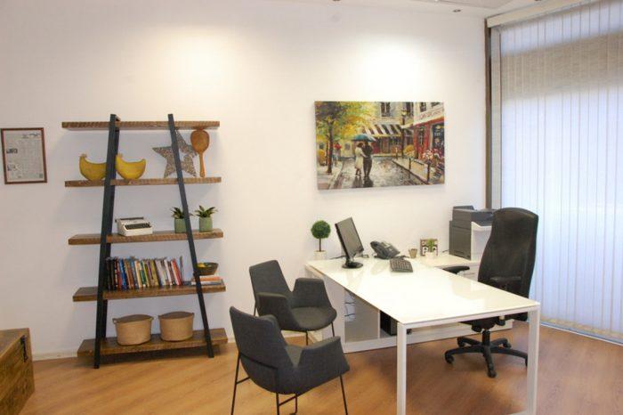 חדר מנכ״לית - סטיילינג