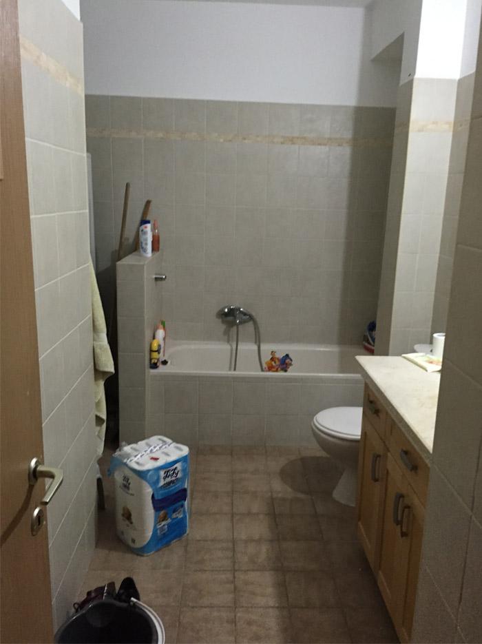 אמבטיה לפני 2